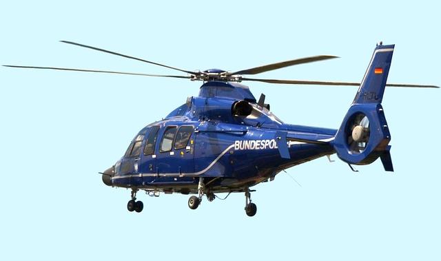 Helikopteres parlagfű-felderítés